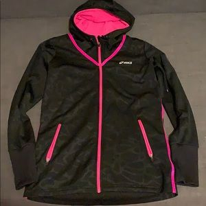 Asics jacket and other sport clothing
